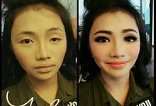 Corrective Makeup Ms. Yaya by Yuliana Makeup Atelier