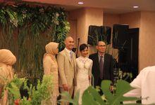 Pritha & Gilang Wedding by grandkemang Jakarta