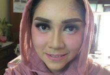Makeup Akad Nikah by Abidahemasmakeup