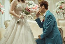 William & Su Yeon by Double Happiness Wedding Organizer