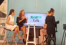 Makeup Demo For Valentines Day On Real Talk Show by Makeup by Marjorie