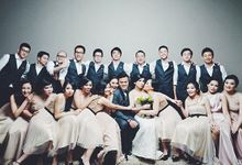 Andri & Ciska by Wedding Day Coordinator By Thewine&Co.