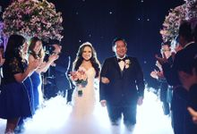 The Wedding Of Isaac + Silvia by MAXIMUS EVENTAINMENT