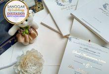 YUSAK & LOINI (Sapphire Frame Box Luxury) by Sanggar Undangan