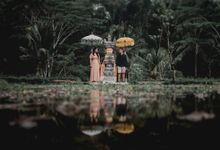 Cecilia And Josef Prewedding by Portray