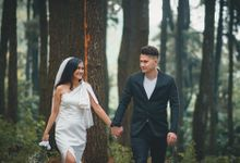 Prewedding Julian & Vita by KianPhotomorphosis