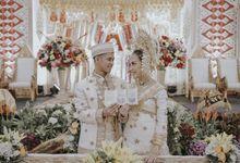 Minang Wedding of Tantha & Ega by  Menara Mandiri by IKK Wedding (ex. Plaza Bapindo)