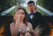 Wedding Hendri & Alvina by KianPhotomorphosis