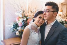 Wedding Willy & Tamara by KianPhotomorphosis