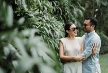Prewedding of Steven & Betsy at Ayana Midplaza Jakarta by Warna Project