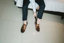 Jonathan & Vemmy Wedding Day by Sincera