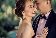 Gil & Kimberly {Engagement Session} by Joane Kathlyn HMUA