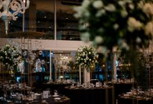 Joanna and Georges stunning wedding by ANNA WANG