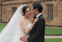 Albert & Marcella Prewedding Photoshoot by Oscar Daniel