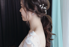 Brides by Jocelyn Tan Make Up
