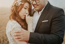 Couple Session of Andre & Sarah by Memoira Studio