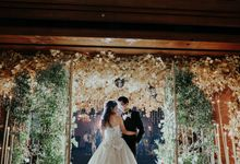 The Wedding of Raven & Jessica by Memoira Studio