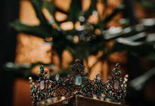 Wedding Requinda & Wibowo by joehanz_photography