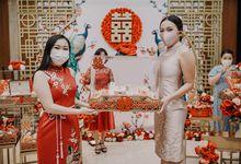 Tirfan & Merry by Mei Sangjit