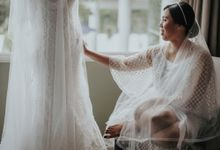 The Wedding of Hendy & Gracia by Memoira Studio