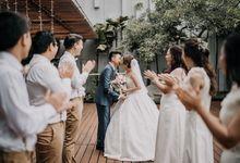 Wedding Reinhard & Chelsea by joehanz_photography