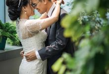 Wedding Puad & Dyna by joehanz_photography