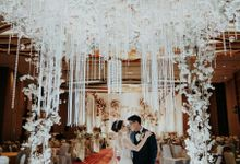 The Wedding of Joshua & Felicia by Memoira Studio