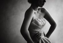 Couture and Bridal by Angelina Monica & Mellisa The by BYON