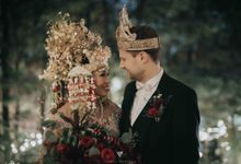 The Wedding of Hani & Frank by Visuel Project