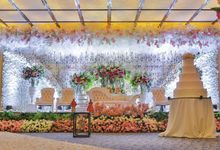 Ari & Sherly Wedding by Le Grandeur Mangga Dua Hotel