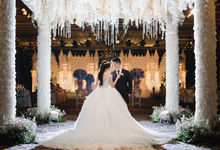 Wedding Alvin & Wimelia by joehanz_photography