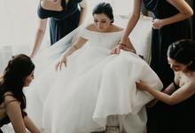 Wedding Raymond & Juventia by joehanz_photography