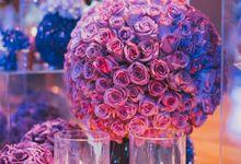 A Glamorous Wedding by Our Fairytale Wedding
