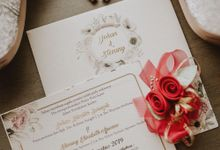 Johan & Stevany Wedding Day by Dfleur Photography