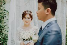 THE WEDDING OF JONATHAN AND ICHA by prive photography