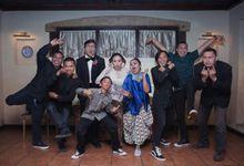 Icha Paramita & Benno Yoel Wedding by Simply Fresh Band