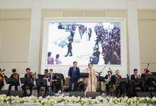 Wedding of Hans & Melissa by Archipelagio Music