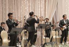 Wedding of Hendrik and Verani by Archipelagio Music