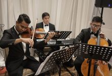 Wedding of Gabriella & Nicholas by Archipelagio Music