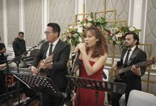 Wedding of Jeffrey & Laras by Archipelagio Music