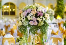 The Wedding Day Of Mr Rudy & Ms Johanna by Devina Decoration