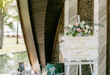Jonathan & Jessica by Cloris Decoration & Planner
