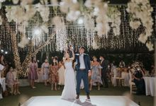 SONNY and DELICIA Wedding by KAMAYA BALI