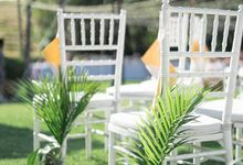 Zach & Jill by Cloris Decoration & Planner