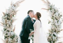 David & Tirza Wedding decoration by Sweetbella by KAMAYA BALI