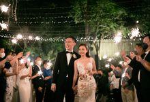 David & Tirza Wedding by KAMAYA BALI