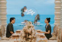 Isyana Sarasvati Dinner experience by KAMAYA BALI