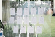 Jessica & Andre by Rhea Florist Bali