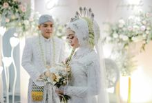 Exclusive Akad Nikah Ochi & Anggit by Wardhana WeddingPro