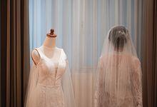 The Wedding of Joy & Vania  by Littlecloud Event Organizer